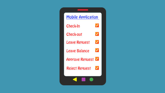 perks of using the mobile application of your HR & payroll system